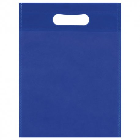 Pochette Cadeau Tissu Bleu