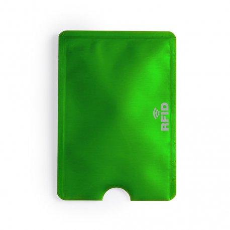Protege Carte Rfid Vert
