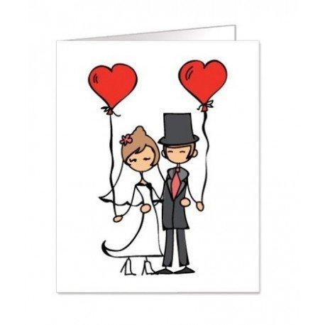 Cartes Cadeaux Invités Mariage Coeurs