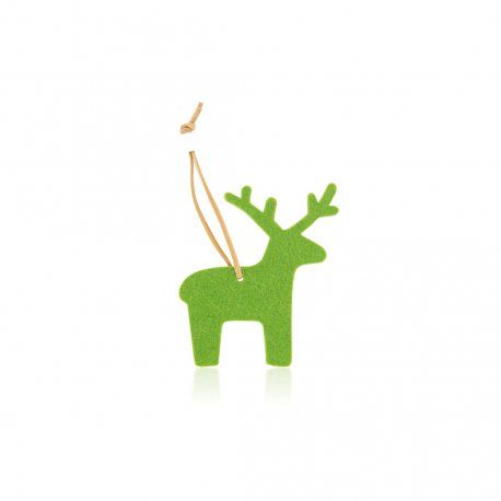 Figurine Renne Noel