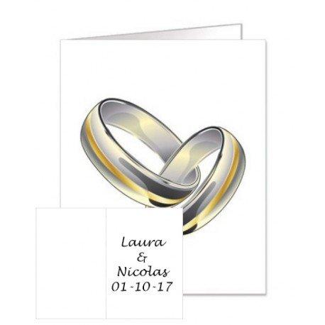 Carte Cadeau Mariage à Imprimer