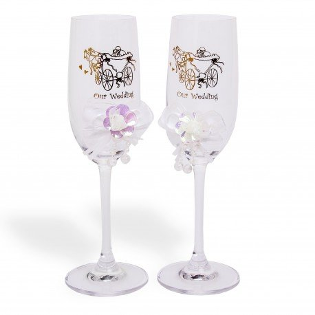 Flute Champagne Mariage
