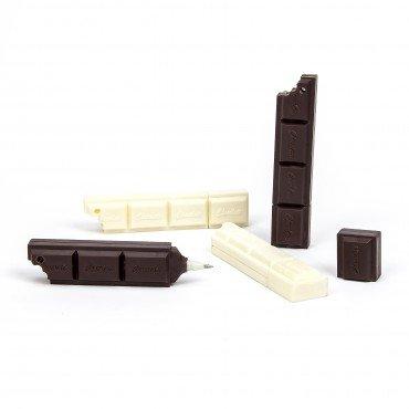 Stylo Fantaisie Chocolat