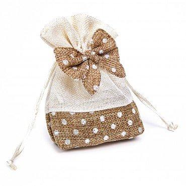 Pochette Cadeau Tissu
