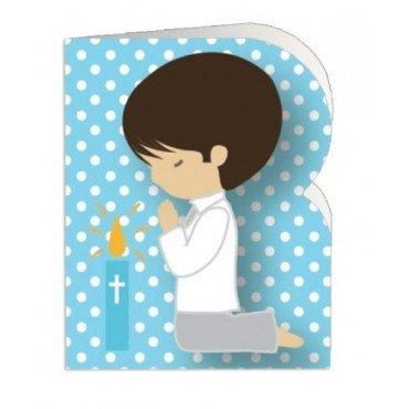 Petite Carte Cadeau Communion