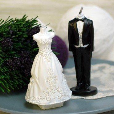 Cadeaux Invités Mariage Bougies