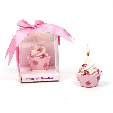 Bougie Cupcake pas Cher