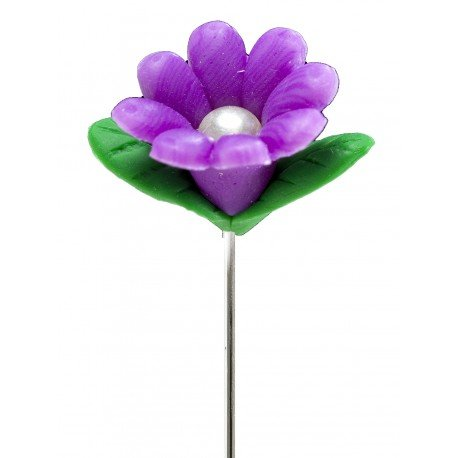 Broche Epingle Fantaisie Fimo