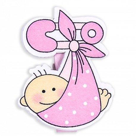 Cadeau de Bapteme Fille Decoration