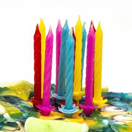 Bougies pour Anniversaire