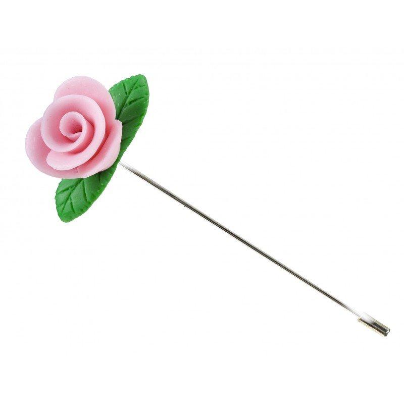 boutonni 233 re pate fimo fleur