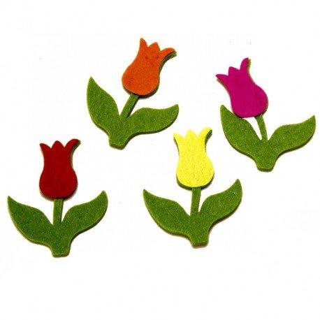 Acheter Fleurs Feutrine