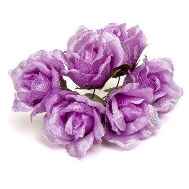 Flores de Papel para Decorar Mesas