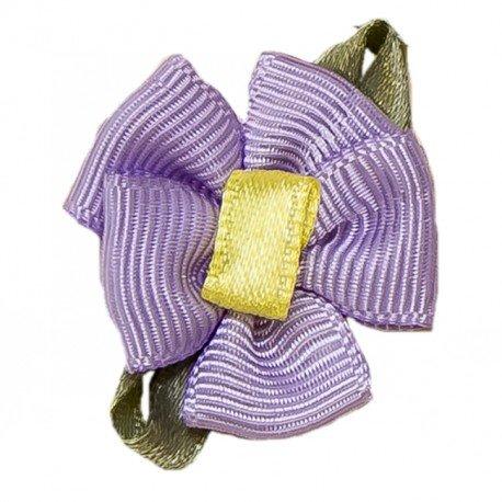 Decoration Cadeaux Fleurs Violette