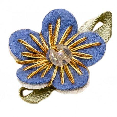 Mini Fleur Feutrine