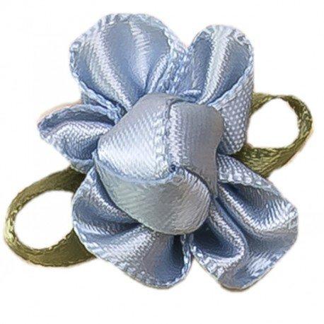 Fleurs a Coudre Bleue