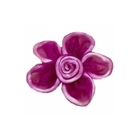 Fleurs Décoratives Tulle