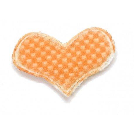 Coeurs en tissu Déco