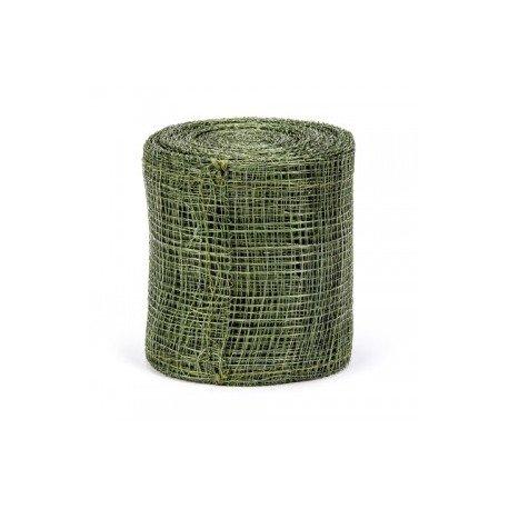 Ruban Sinamay Vert