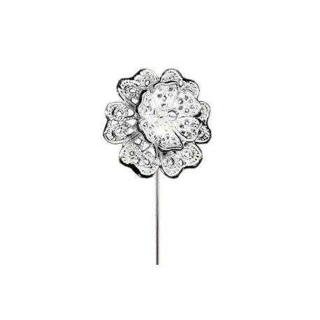 Broche Épinglette Fleur