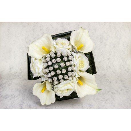 Bouquet de Mariée Boutonnière