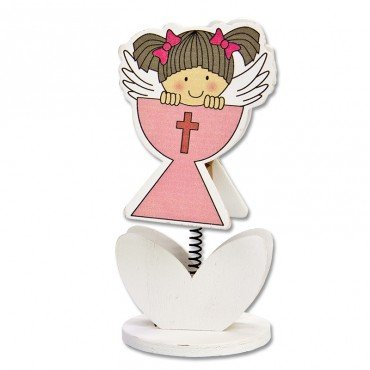 Figurine communion - Idee cadeau bapteme fille originale ...