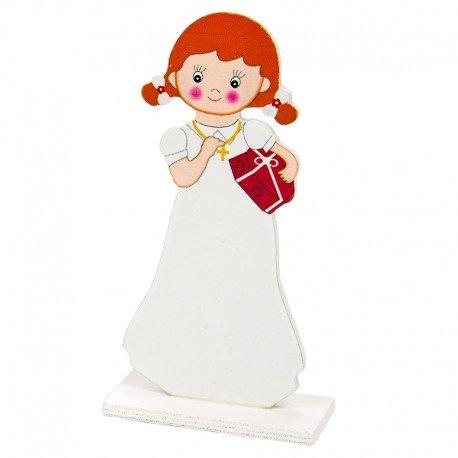 Figurine Gateau Fille