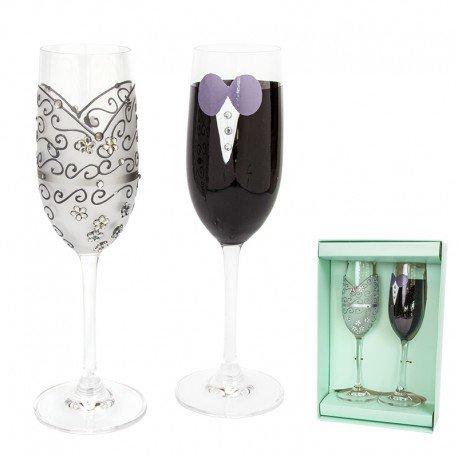 Flutes a champagne mariage - Flutes a champagne originales ...