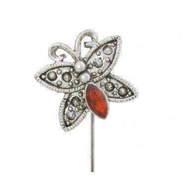 Broche Bijoux Fantaisie Cadeau Papillon