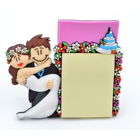 Figurine de mariage originale - Cadeau jeune marie ...