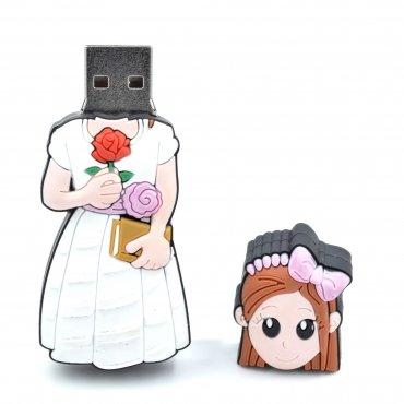 Clé USB pour Fille Communion