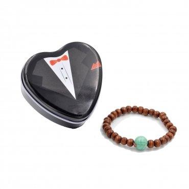 Souvenir Mariage Homme Bracelet