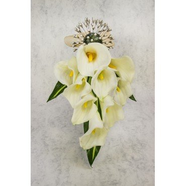 Bouquet de mari e original a personnaliser - Bouquet mariee artificiel ...