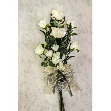 Bouquet de mari e boule pas cher - Bouquet mariee artificiel ...