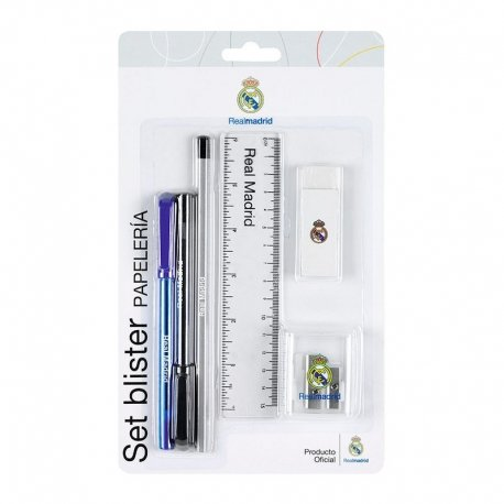 Set Papeterie Real Madrid