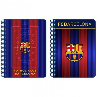 Cahier FC Barcelone