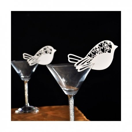 Decoration Originale<strong> Mariage </strong>Verres