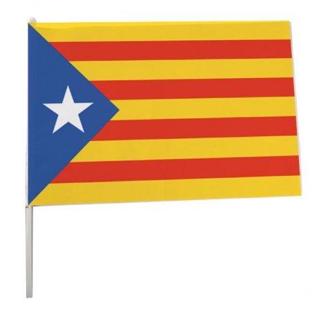 Drapeau Indépendantiste Catalan pour Decoration