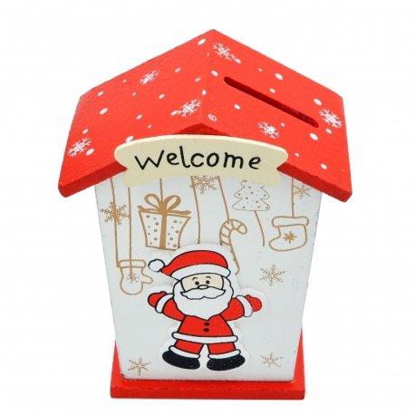 Cadeau Noel Tirelire