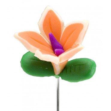 Broche Fleur Fimo pas Cher