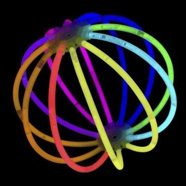 Bracelet Fluorescent pas Cher (10 unds)