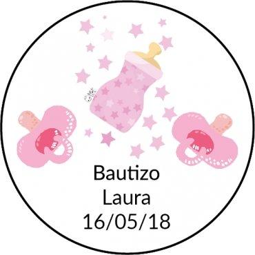 Etiquette Sticker Baptême (20)