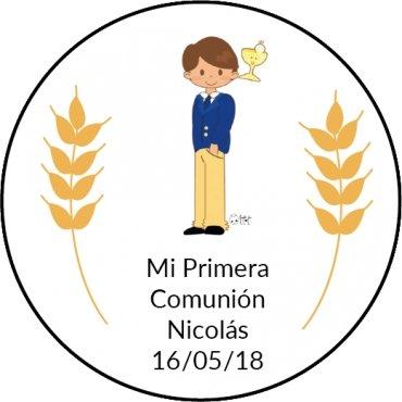 Stickers Originaux Communion (20)