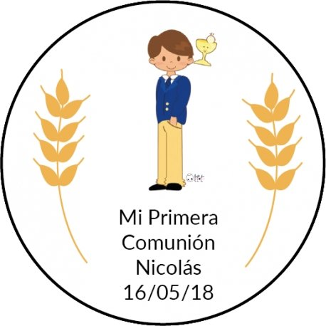 Stickers Originaux Communion (20)