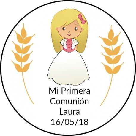 Cadeau Communion Etiquettes (20)