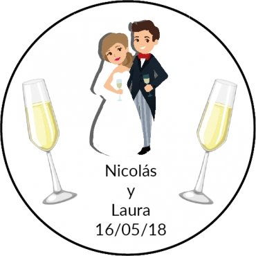 Stickers Mariage (20)