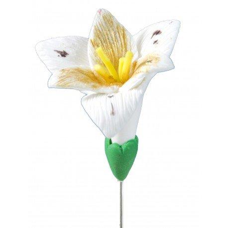 Broche Épingle Fleur de Lys