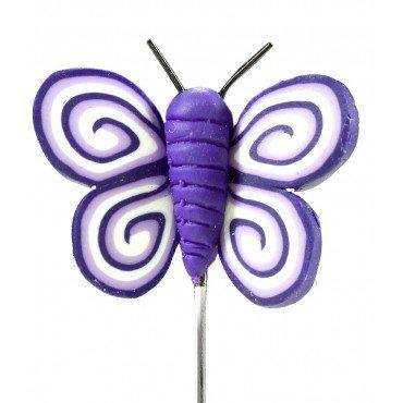 Broches Invités Mariage Papillon