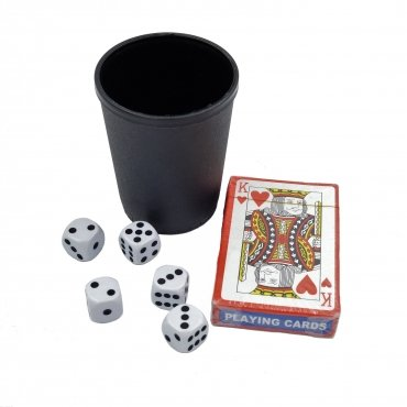 Ensemble Jeu de Carte
