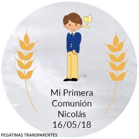 Stickers de Communion (20)